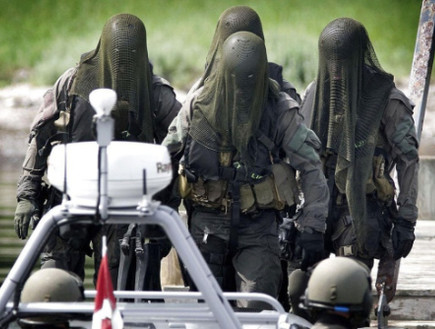 Danish Special Forces (צילום: the brigade)