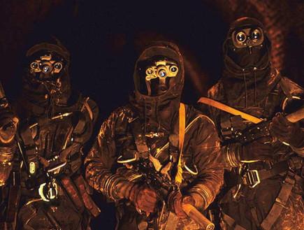 לוחמים צרפתים (צילום: the brigade)