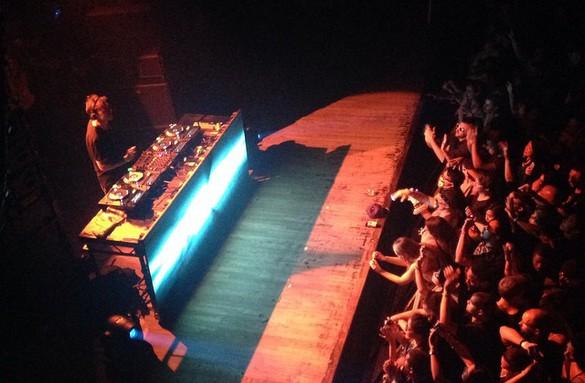 מועדון וובסטר הול בניו יורק (צילום: עמוד האינסטגרם של websterhall, האתר הרשמי)