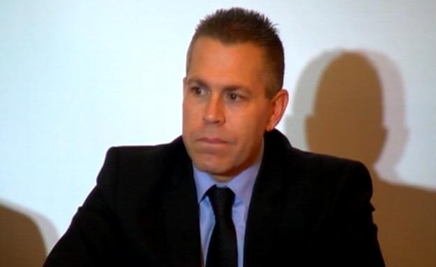 שר הפנים החדש. גלעד ארדן (צילום: חדשות 2)