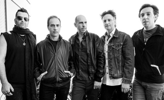 להקת רוקפור 2014 (צילום: אורית פניני)