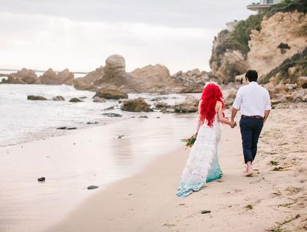 חתונת בת הים הקטנה