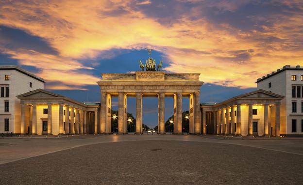 ברלין, שער ברנדנבורג (צילום: אימג'בנק / Thinkstock)