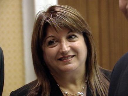 שולה זקן מנהלת הלשכה של ראש הממשלה אהוד אולמרט (צילום: חדשות2)