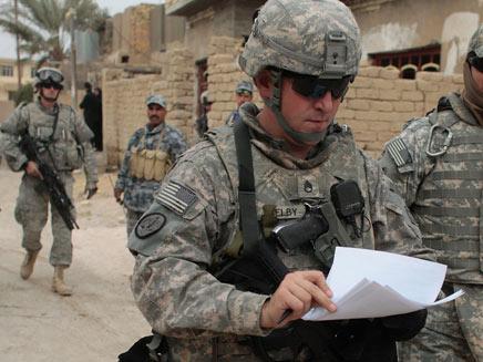 כוחות אמריקניים בעירק, ארכיון