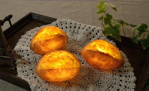 החמישייה 10.11, מנורות מאפים, pampshade (3) (צילום: pampshade )