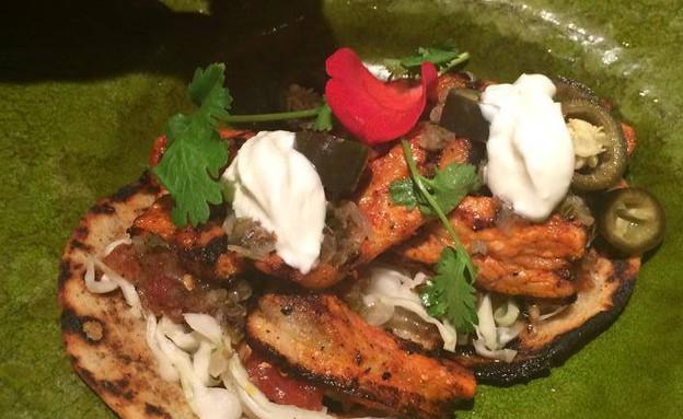 מסעדת אואזיס טורטיה (צילום: מעמוד הפייסבוק של המסעדה)