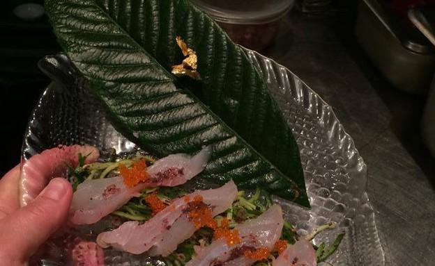 מסעדת אואזיס סביצ'ה (צילום: מעמוד הפייסבוק של המסעדה)