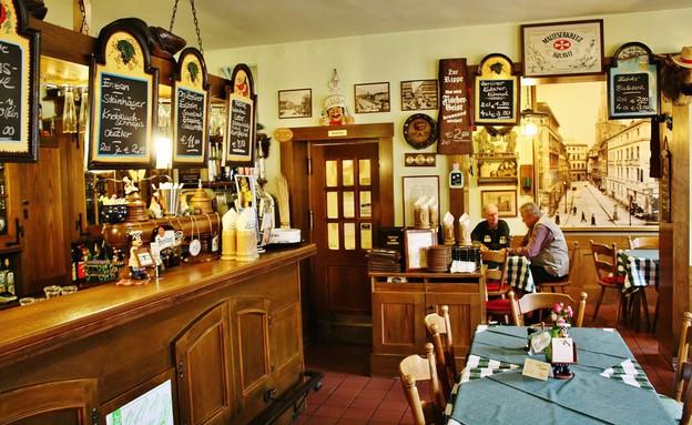 Zur Rippe בברלין (צילום: אתר מסעדת Zur Rippe, האתר הרשמי)