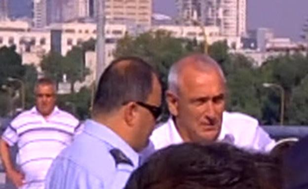 אהרונוביץ' (צילום: חדשות 2)