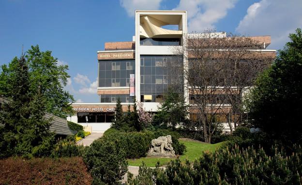 בתי המלון הטובים ב-2014 (צילום: hotelpresident.cz)