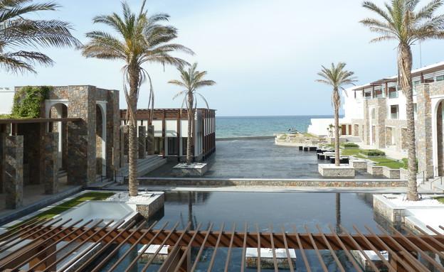 כרתים, מלון אמיריאנדס (צילום:  שמעון איפרגן)