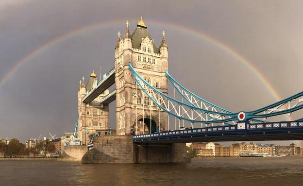 גשר מצודת לונדון (צילום: Gettyimages IL)