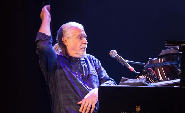 שלמה גרוניך בפסטיבל הפסנתר (צילום: ליאור רוטשטיין)