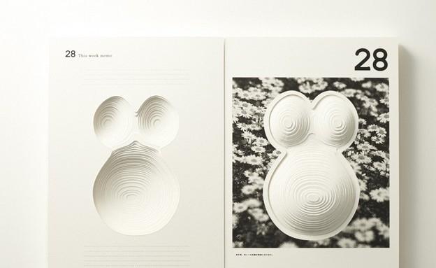 יומן היריון  (צילום: Kishokai Medical Corp)