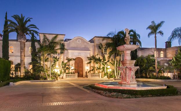 ארמון האהבה (צילום: Marc Angeles / Courtesy of Joyce Rey and Stacy Gottula, Coldwell Banker Previews Internationa)