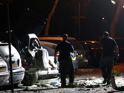 התפתחות בחקירת פיצוץ רכב הפרקליט. ארכיון (צילום: פלאש 90, רוני שוויצר)