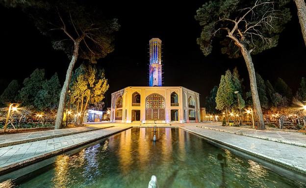מסגדים באיראן, Dolat (צילום: מתוך הפייסבוק של Mohammad Reza Domiri Ganji)