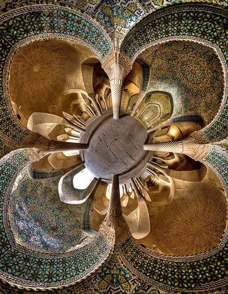 מסגדים באיראן, Vakil Mosque  (צילום: מתוך הפייסבוק של Mohammad Reza Domiri Ganji)