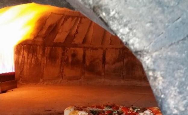 נונו הוד השרון פיצה (צילום: תצלום מעמוד הפייסבוק של המסעדה)