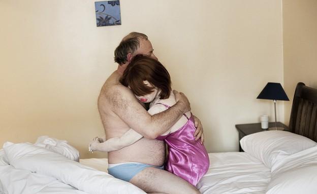 זקנים בובות מין (צילום: בניטה מרקוסן)