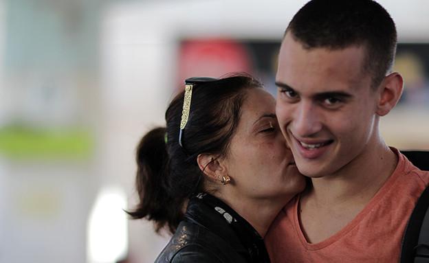 יום גיוס גבעתי ואיסוף קרבי נוב' 14 (צילום:  אלון קירה בית ספר לצילום)