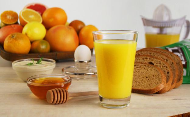 ארוחת בוקר בריאה (צילום: מגה בעיר)
