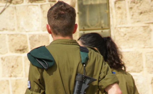 """חיילים בצה""""ל (צילום: אימג'בנק / Thinkstock)"""