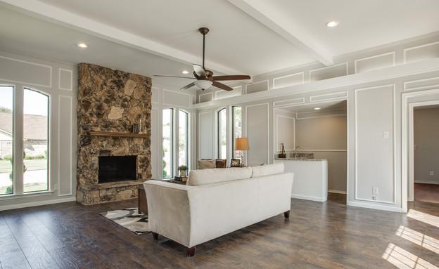 אסף ג'וזף צדקה, בית בטקסס (צילום: model my home)