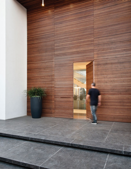 מיקי טרבס , כניסה (צילום: עודד סמדר)