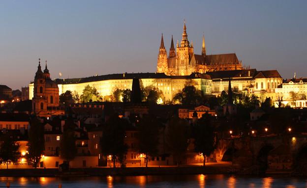 הטירה בפראג (צילום: Sean Gallup, GettyImages IL)