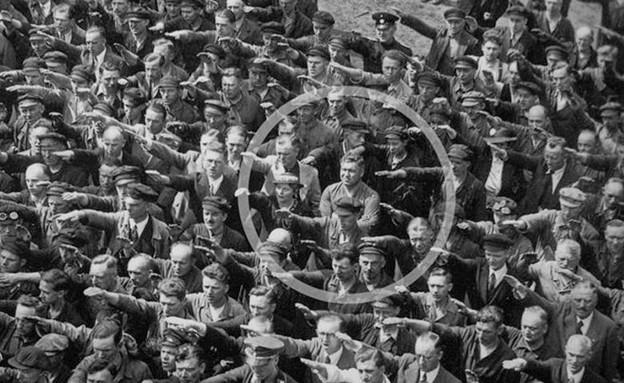 האיש המתנגד (צילום: ויקיפדיה)