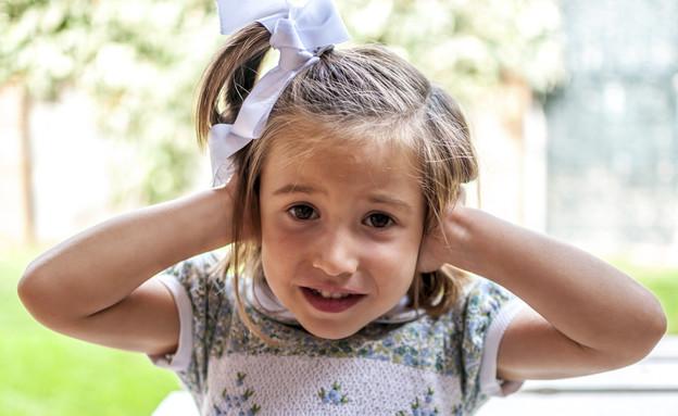 ילדה כועסת (צילום: אימג'בנק / Thinkstock)