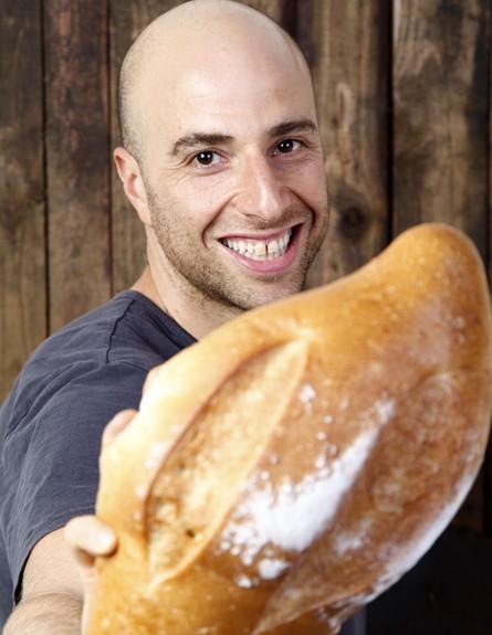 הלחם של תומר (צילום: אפיק גבאי,  יחסי ציבור )