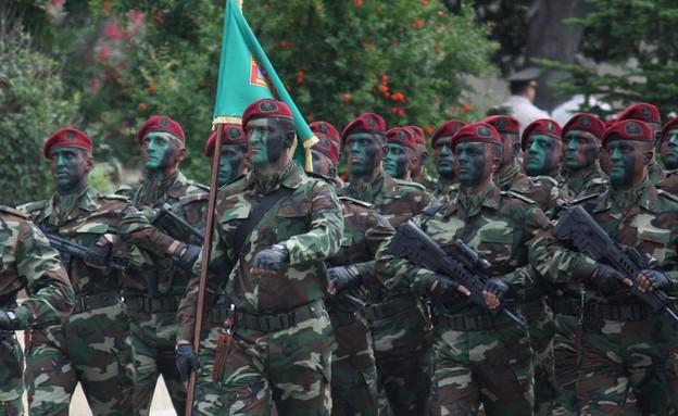 סחר בנשק - תבור ביחידה מיוחדת של אזרבייגן  (צילום: ויקיפדיה)