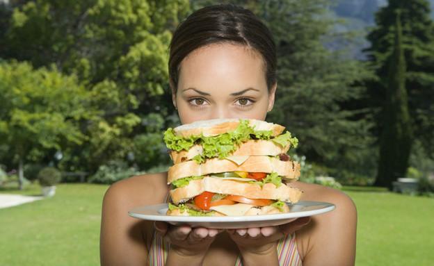 סנדוויץ' (צילום: jupiter images)