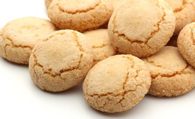 עוגיות שקדים איטלקיות (צילום: Thinglass, Istock)