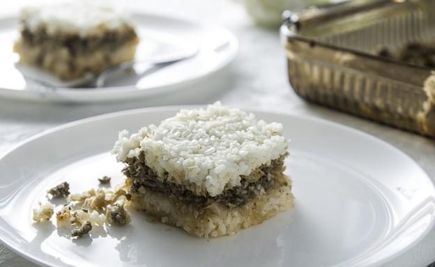 תבשיל כרוב ואורז הונגרי (צילום: נמרוד סונדרס, אוכל טוב)