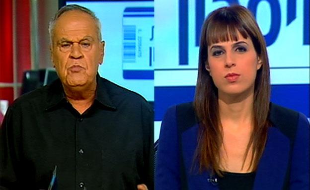 צפו בעימות בין רוני דניאל ודפנה ליאל (צילום: חדשות 2)