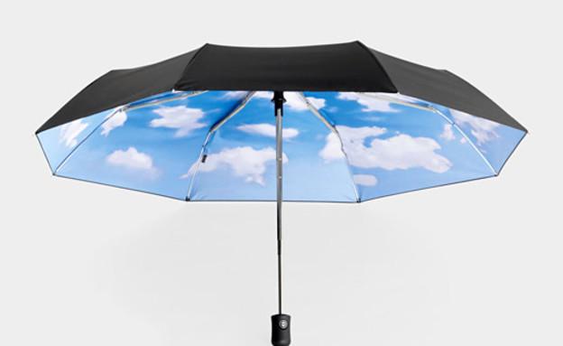 מטריות - אצלי מזג האוויר נהדר (צילום: momastore.org)