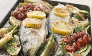 ארוחת דגים (צילום: אימג'בנק / Thinkstock)
