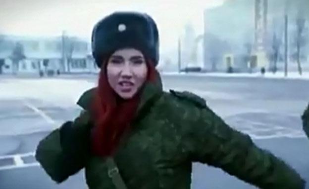 הרכש החדש של תעמולת פוטין (צילום: חדשות 2)