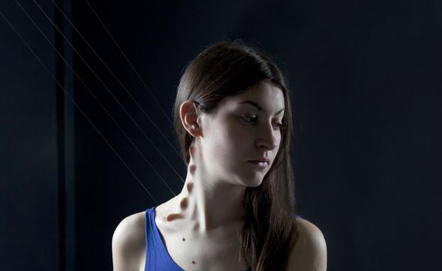 אומנות בעור (צילום: ג'יוק שורל)