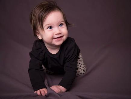 צבעים לא מגדריים לתינוקות (צילום: הילה בן ציון)