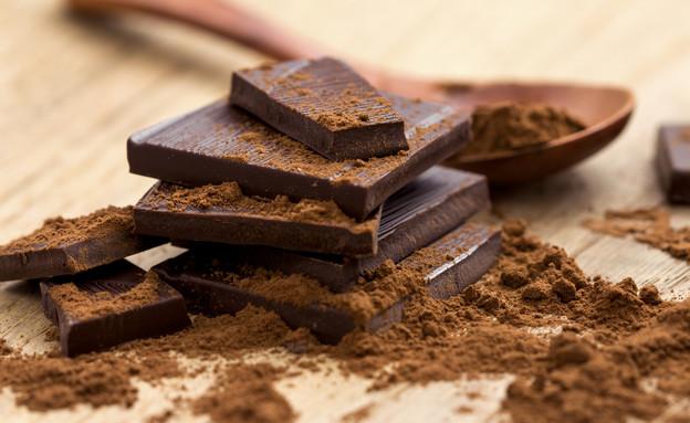 שוקולד וקקאו (צילום: tanjichica7, Thinkstock)