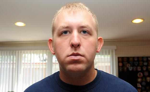 שוטר, לשעבר. דארן וילסון, ארכיון (צילום: רויטרס)