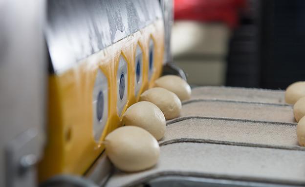 רולדין סופגניות ייצור (צילום: נמרוד סונדרס,  יחסי ציבור )