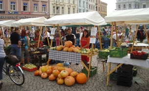 שוק בפראג (צילום: http://prague4you.co.il)