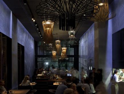 טאיזו מסעדה אווירה (צילום: עמית גירון,  יחסי ציבור )