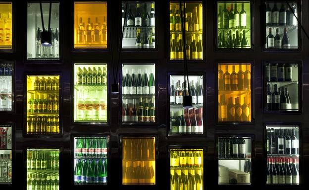 טאיזו מסעדה אווירה משקאות (צילום: עמית גירון,  יחסי ציבור )